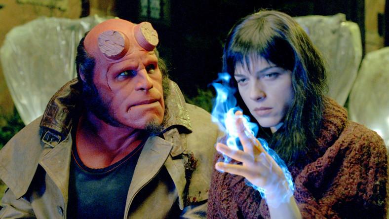 "Selma Blair i jej ""Hellboy"""