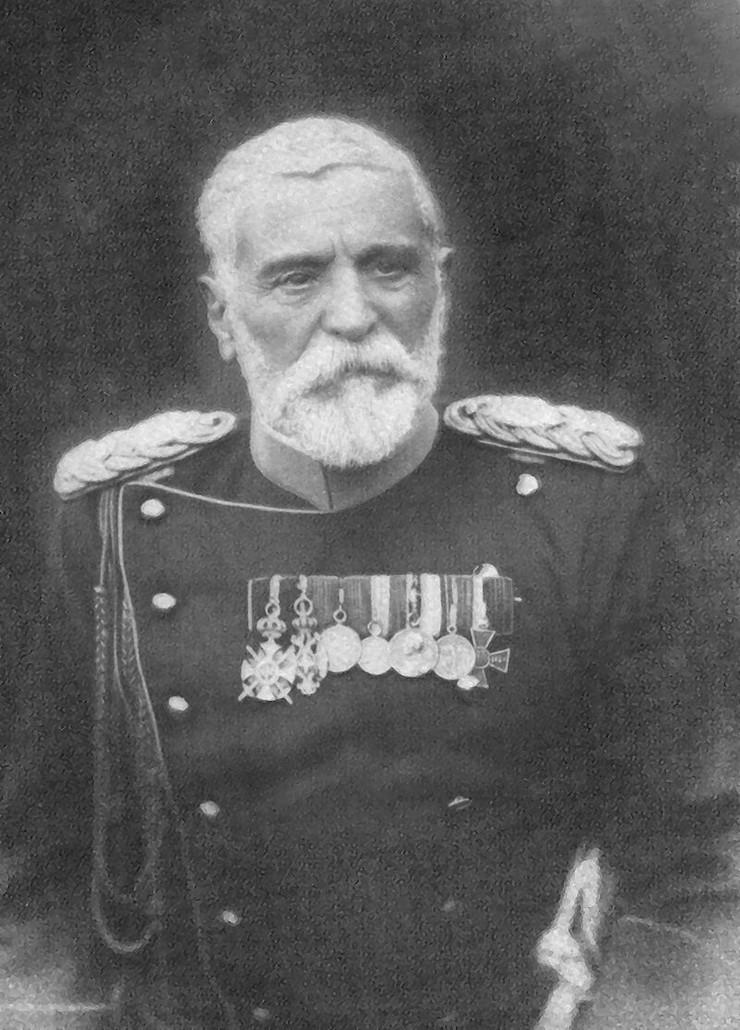 Radomir Putnik foto Wikipedia