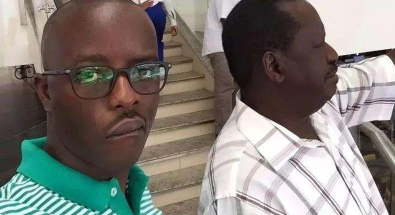 How Raila clashed with his son Junior at Dusit Hotel - Miguna writes in his new book Treason