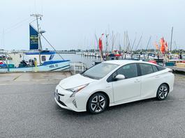 Używana Toyota Prius - ten samochód zaskakuje bezawaryjnością