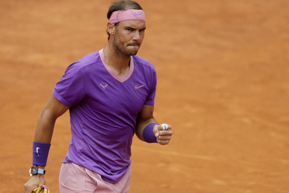 "NOVAK PREDAO RIMSKU KRUNU! Umorni Đoković se borio kao lav, ali je fantastično finale dobio ""kralj šljake"", Rafael Nadal!"