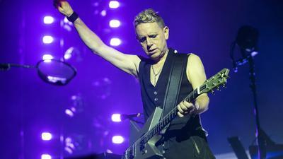 """Stworzył największe przeboje """"Depeche Mode"""". W pandemii nie był zdolny napisać nawet linijki tekstu"""