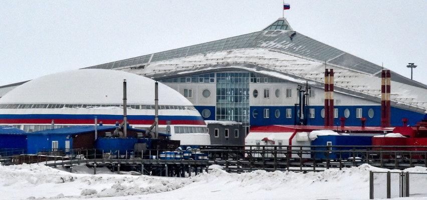 Putin zbudował bazę wojskową w Arktyce. To pokaz siły