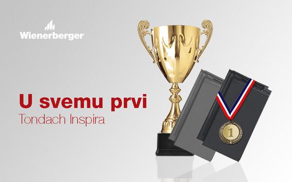 Pehari i nagrade za projekte