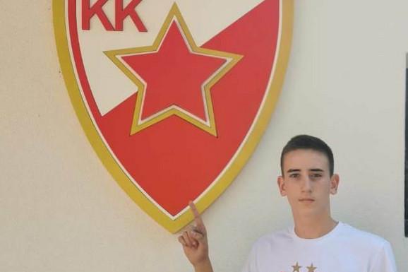 KAKAV POSAO ZVEZDE! Na Mali Kalemegdan stigao mladić zbog kog se digla VELIKA PRAŠINA između Srbije i Crne Gore