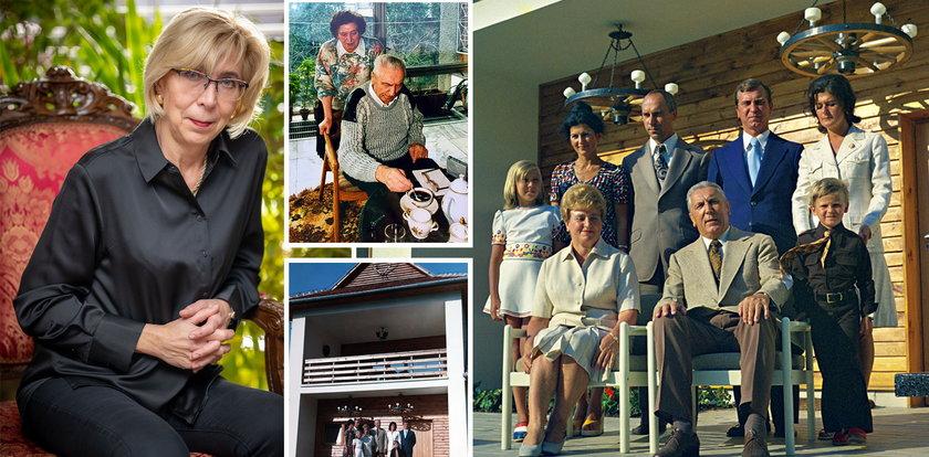Wnuczka Gierka: Luksusy? Dziś na dom dziadków patrzę inaczej. [MAMY RODZINNE ZDJĘCIA GIERKÓW]