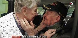 Niezwykły finał wielkiej miłości. Odnaleźli się po 75 latach!