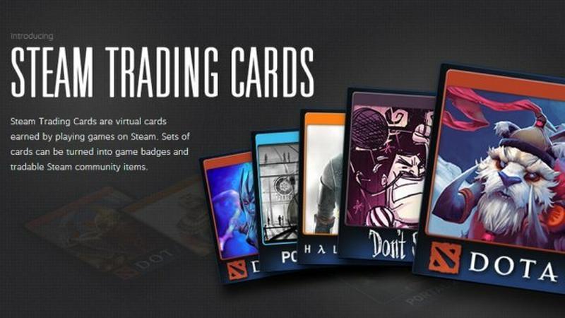 Steam - karty kolekcjonerskie