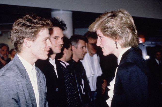 Princeza Dajana je 1986. srela Brajana Adamsa dok je bila na službenom putovanju u Kanadi