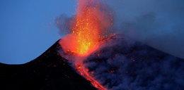 Erupcja wulkanu we Włoszech! 10 osób rannych