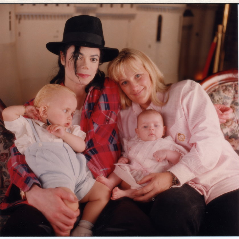 Debbie Rowe i Michael Jackson
