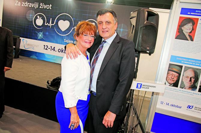 Suprug Branislav, studentska ljubav, i dalje joj je najveća podrška
