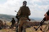 Turska vojska, sirija, EPA