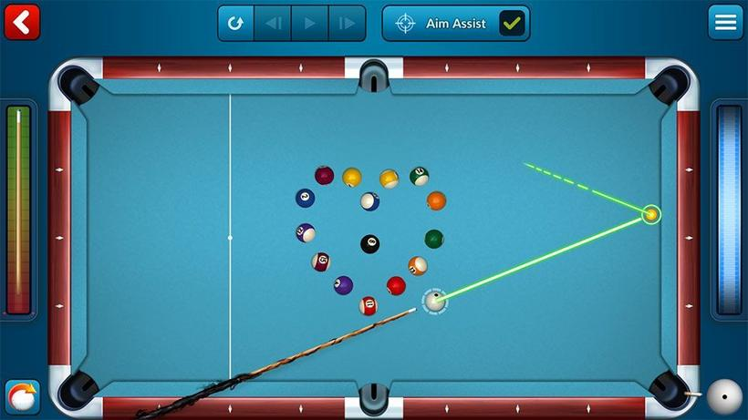 gameplanet Pool Live Pro NK
