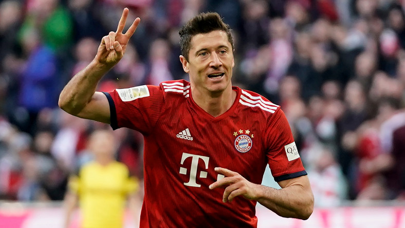 cee8d7c6c Bundesliga: ile goli ma Robert Lewandowski? - Bundesliga