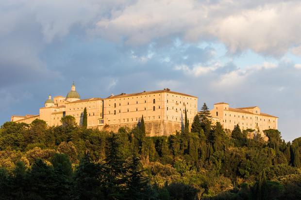Opactwo na Monte Cassino