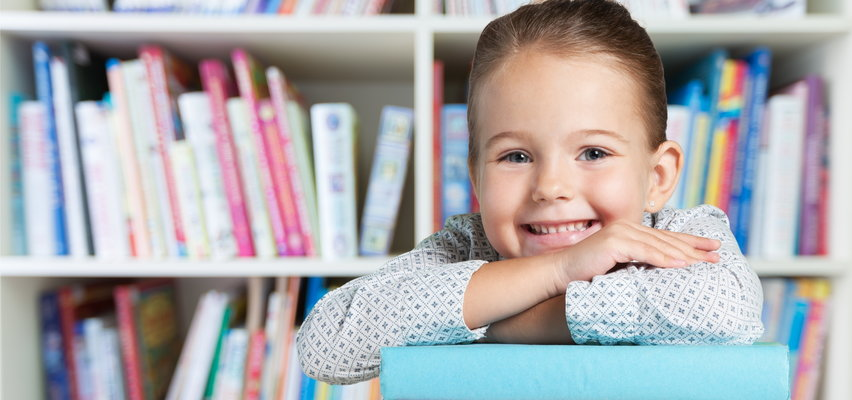 Sześć książek dla małych dzieci na Dzień Dziecka