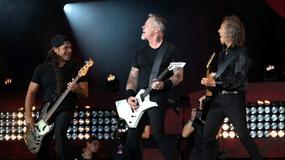 Metallica śpiewa o Amy Winehouse