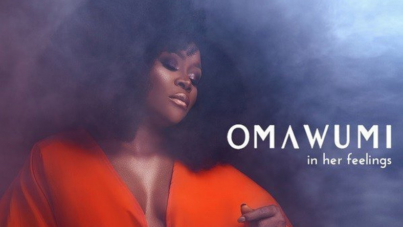 Album art for Omawumi's fourth studio album, 'In Her Feelings.' (Hernanez Music)