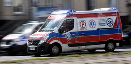 Karetka z pacjentem była odsyłana od szpitala do szpitala. Przejechała 700 kilometrów
