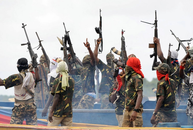Politicians are stashing arms for elections in Niger Delta, ex militants cry out