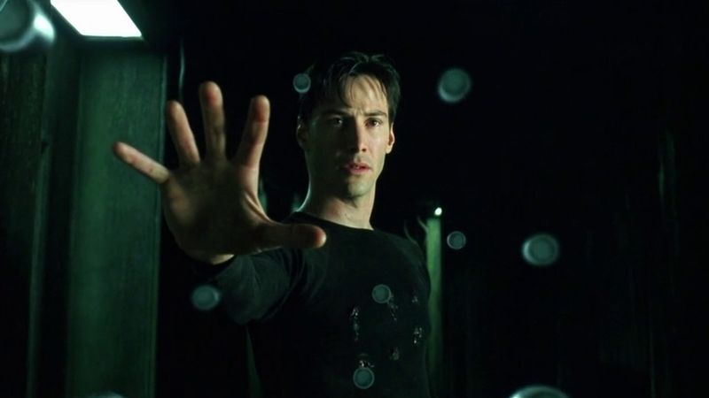 """Matrix"" - kadr z filmu"