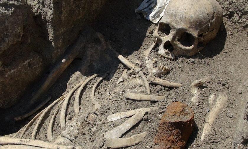 Groby wampirów odkryto w Bułgarii