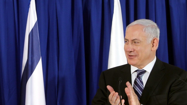 """Premier Izraela Benmin Netanjahu zapowiada, że jeżeli Hamas zaprzestanie ataków, pokój zostanie """"przywrócony"""""""