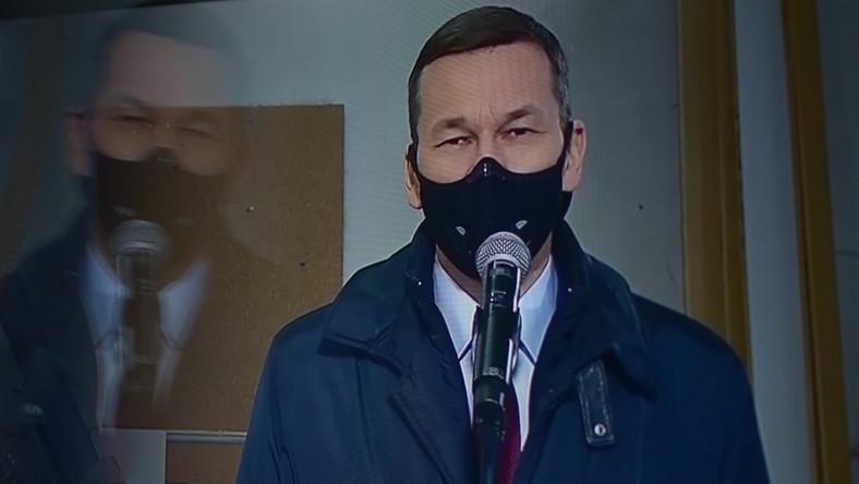 Mateusz Morawiecki PAP/Marcin Obara