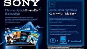 Promocja Blu-ray od Sony