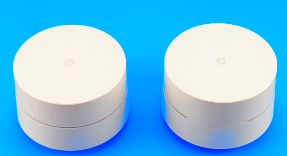 Google WiFi im Test: Dual-Band-WLAN mit Mesh