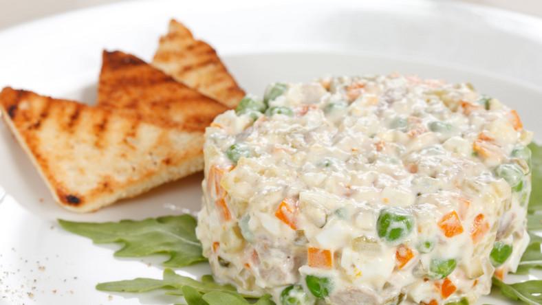 Majonez jest wykorzystywany w wielu kuchniach świata