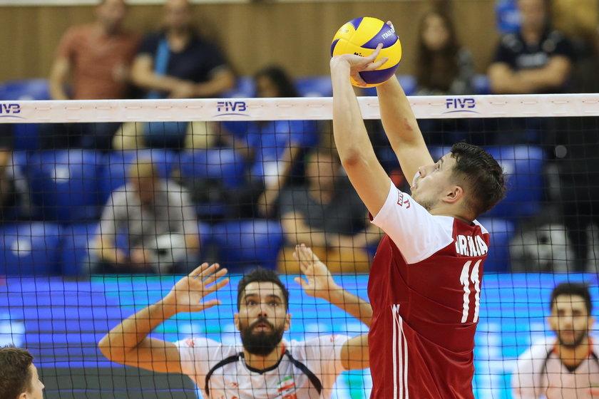 17.09.2018 POLSKA - IRAN SIATKOWKA FIVB VOLLEYBALL MEN'S WORLD CHAMPIONSHIP 2018