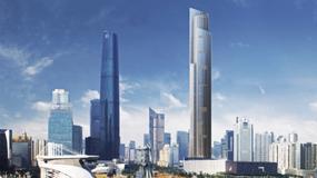 Hitachi skonstruuje najszybszą windę świata - 95 pięter w 40 sekund