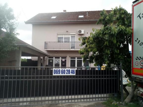 Kuća Gorana Jankovića