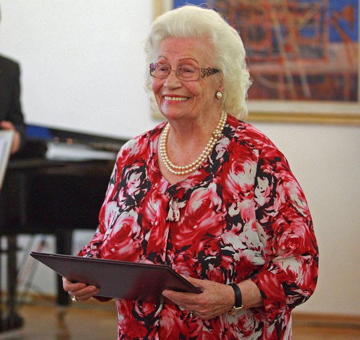 ordeni Biserka Cvejić foto RAS Srbija D. Milenković