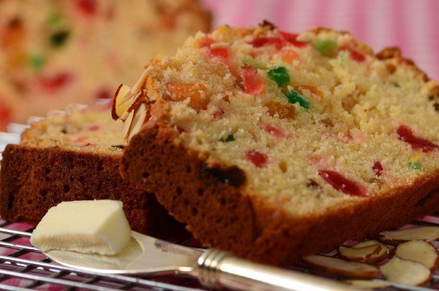 How to make fruit cake
