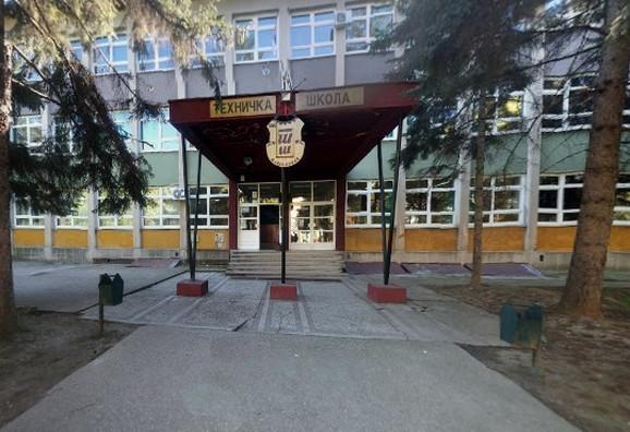 Tehnička škola u Mladenovcu