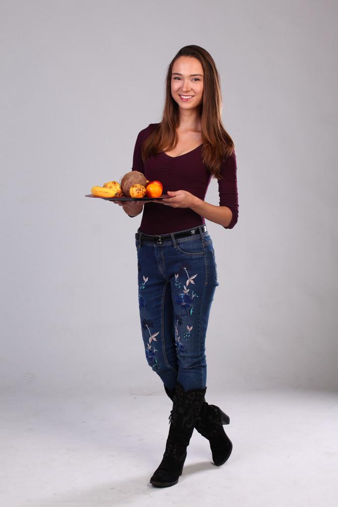 Upoznaćete Tanju Olajdžiju koja se spasla anoreksije