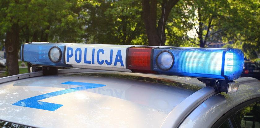 Szokujące sceny w Rawiczu. Nastolatek kupił w sieci broń i strzelał do drogowego znaku. W kogo trafił?