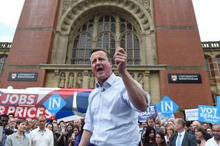 Konserwatyści wybierają następcę Camerona