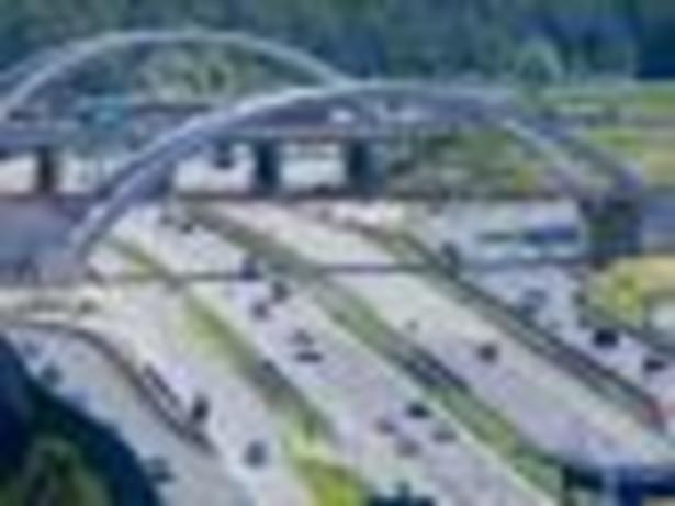 Autostrada A4, węzeł Murckowska Źródło: Ministerstwo Infrastruktury