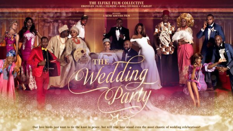 The Wedding Party official poster