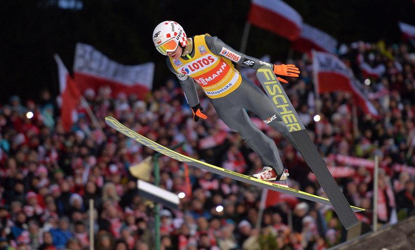Skoki narciarskie w Zakopanem