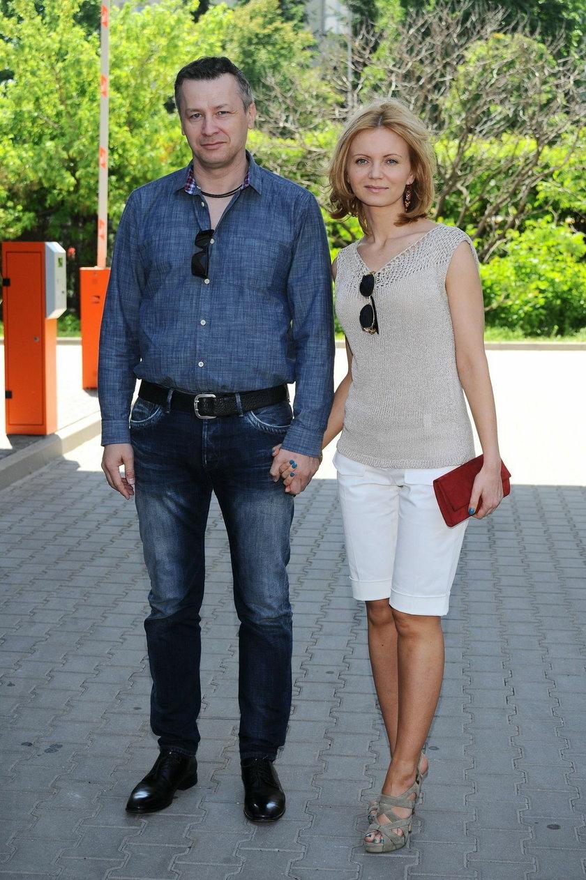 Olga Borys i Wojciech Majchrzak