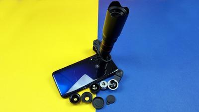 Tele, Weitwinkel & Co: Aufstecklinsen für Smartphones ab 5 Euro