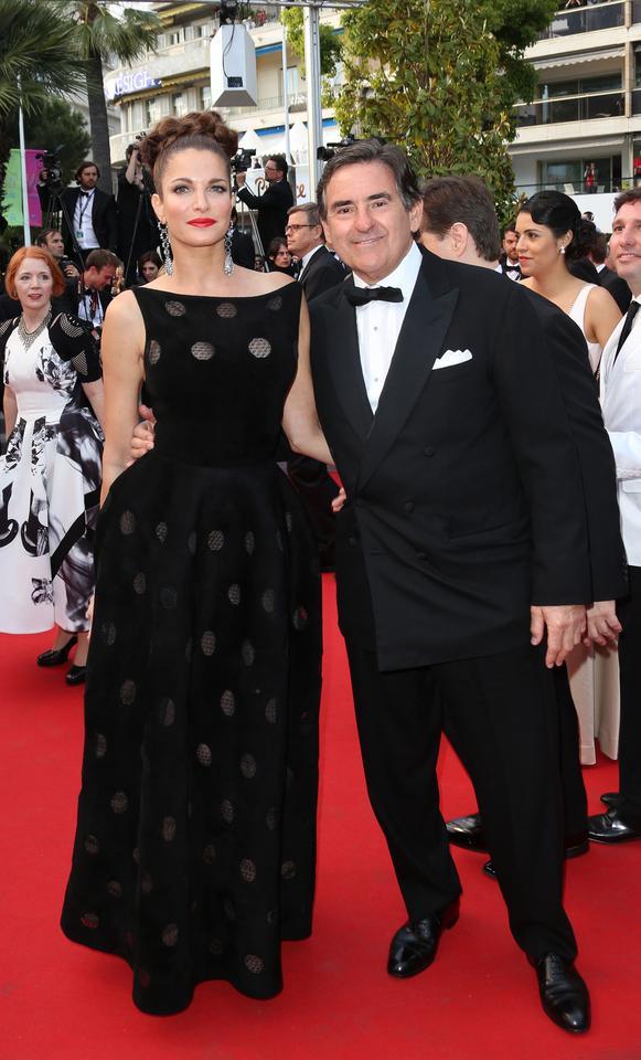 Peter Brant i Stephanie Seymour