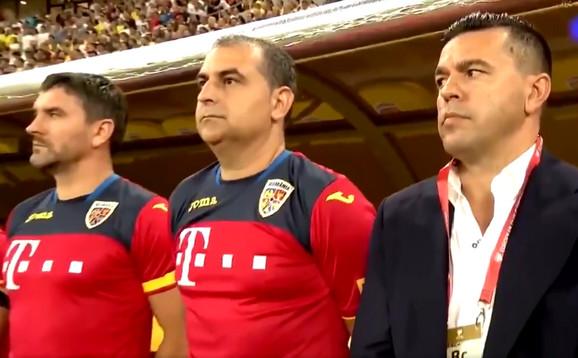 Reakcija selektora Rumunije na ponašanje navijača svoje reprezentacije