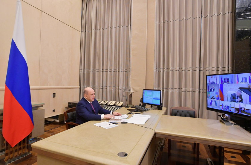 Premier Rosji, Michaił Miszustin
