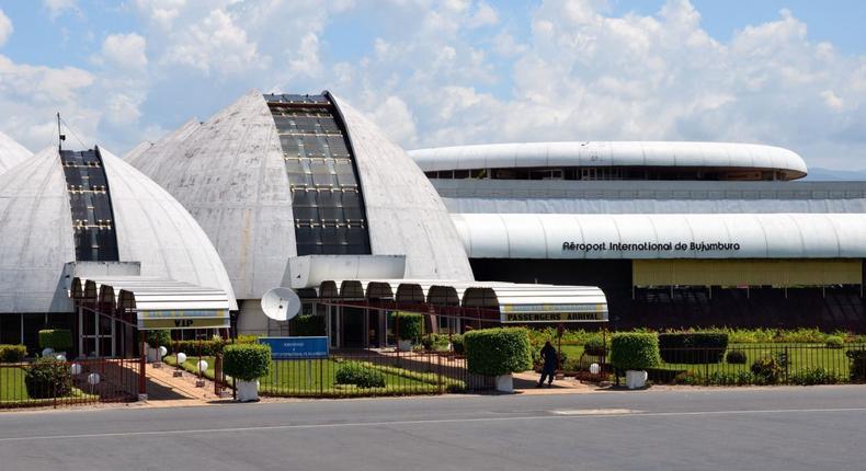 Bujumbura, International Airport, Burundi. (RegionWeek)
